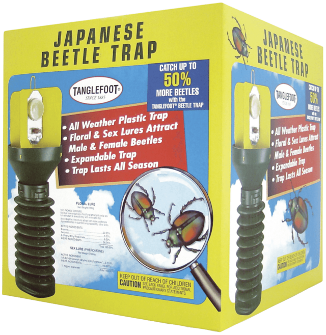 Tanglefoot® Japanese Beetle Trap1