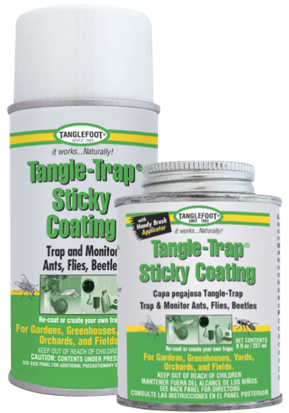 Tanglefoot® Tangle-Trap® Sticky Coatings