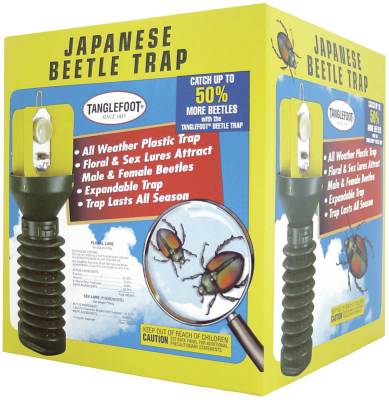 Tanglefoot® Japanese Beetle Trap